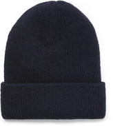 Acne Studios - Kosta Ribbed Wool-blend Beanie