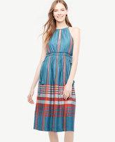 Ann Taylor Home Dresses Plaid Halter Dress Plaid Halter Dress