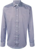 Etro patterned shirt - men - Cotton - 40