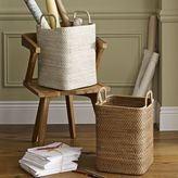 west elm Modern Weave Handled Baskets