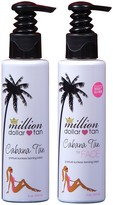 Million Dollar Tan 2-Piece Cabana Tan Face & Body Kit