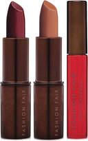 Fashion Fair 3-Pc. Red Lip Pop Set