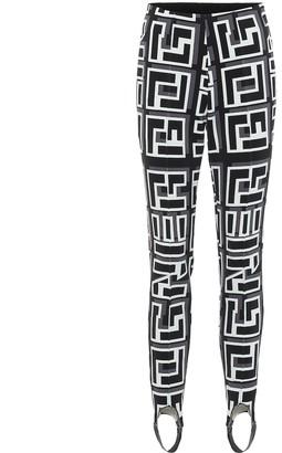 Bogner Elaine printed stirrup leggings