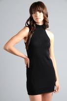 Rhys Dwfen Howard Mock Solid Dress