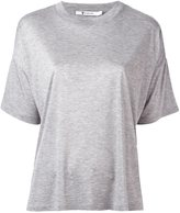 Alexander Wang dropped shoulder T-shirt - women - Viscose - S