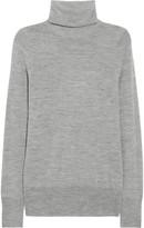 J.Crew Fine-knit merino wool turtleneck sweater