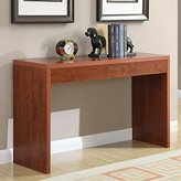 Northfield Convenience Concepts Hall Console Table, White