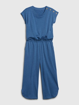 Gap Kids Wide-Leg Jumpsuit