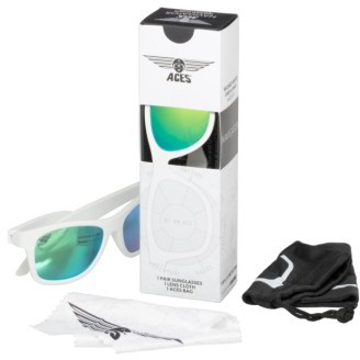 Babiators Kid's Aces Navigator Sunglasses - Blue Crush