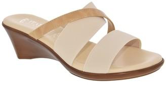 Italian Shoemakers Lorel Strappy Wedge Sandal