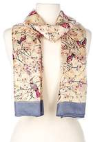 Noble Mount Women's Premium 100% Silk Scarf