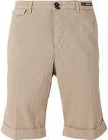 Pt01 textured shorts