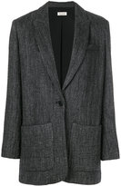 Masscob oversized herringbone jacket
