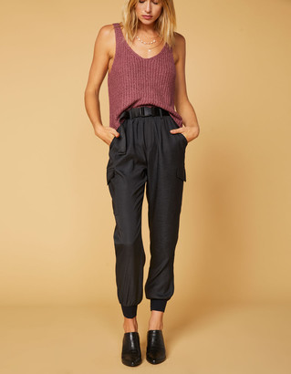 West Of Melrose Carry On Womens Cargo Pants