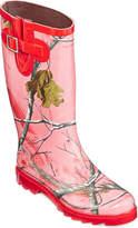 Jo-Jo Realtree Miss Jojo Womens Rain Boots