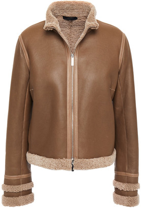 The Row Niedton Shearling Jacket