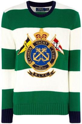Polo Ralph Lauren Polo Stripe Crest Sn92