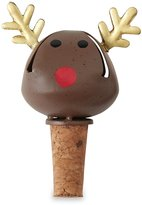 Mud Pie Holiday Reindeer Wine Bottle Stopper