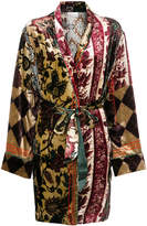 Pierre Louis Mascia Pierre-Louis Mascia belted robe
