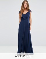 Asos Occasion Lace Maxi Dress