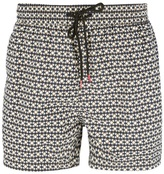 Paul Smith checked swim shorts