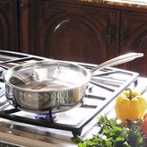 KitchenAid Stainless-Steel Tri-Ply Saute Pan