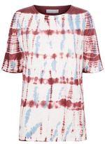 Sandro Hippie Tie-Dye T-Shirt