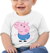 GOww Unisex-Baby/Toddler/Infant George Pig T-Shirts