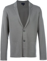 Lanvin blazer design cardigan - men - Silk/Wool - S