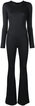 Alchemy Fitted Long Sleeve Jumpersuit