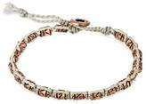 "Wakami Women's Bracelet Single Strand - Gray (7.5"")"