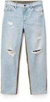 Slack Mix Jeans