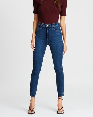 Nobody Denim Siren Skinny Ankle Jeans