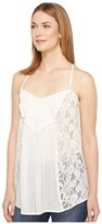 Roper 0904 Cotton Crepe Cami Women's Sleeveless