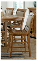 Progressive Willow Counter Upholstered Dining Chair - Distressed Pine (Set Of 2)