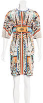 Clover Canyon Digital Print Shift Dress