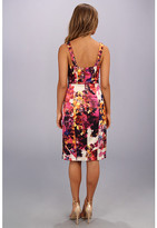 Jessica Simpson Cross Band Bust Structured Tank Dress