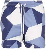 Frescobol Carioca CA Modernist swimming trunks