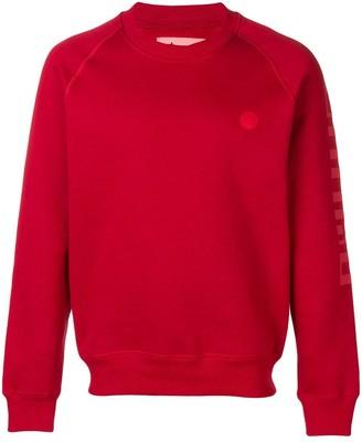 Acne Studios Raglan Sleeve Sweatshirt
