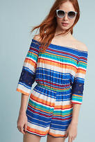 Plenty by Tracy Reese Tucson Off-The-Shoulder Romper