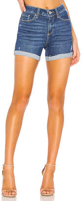 Paige Parker Relaxed Short.