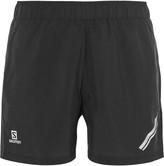 Salomon - Agile Shell And Mesh Shorts