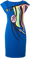 Moschino printed dress - women - Polyester/other fibers - 40