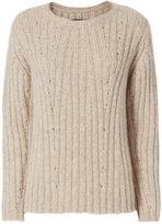 Nili Lotan Cable Knit Sweater