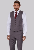 Lanificio F.lli Cerruti Dal 1881 Cloth Tailored Fit Neutral Waistcoat