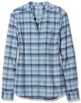 L.L. Bean Heathered Flannel Shirt