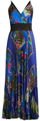 Beatrice. B Printed Sleeveless Printed Maxi Dress