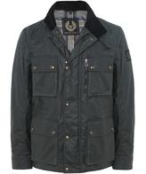 Waxed Trialmaster Jacket