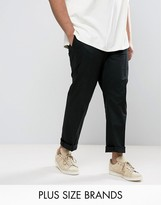 Polo Ralph Lauren Plus Chinos Stretch Twill In Black