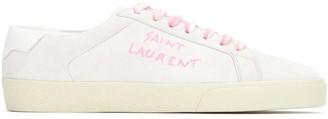 Saint Laurent Court Classic SL/06 Low Top Sneakers
